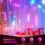 Yizhet Lichtervorhang 3x3m LED Lichterkette LED Lichterkettenvorhang mit 8 Modi, IP44 Wasserdicht Deko für Weihnachten, Partydekoration, Innenbeleuchtung (300LED, Bunt) - 3