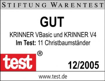 Krinner 94015 Christbaumständer VBasic - 4