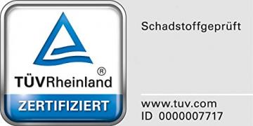 Krinner Christbaumständer Vario Classic – Baumhöhe bis 2,60 m, Stammdurchmesser 12 cm, Rundum-Einseil-Technik – 94001 - 4