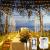 LE Lichtervorhang 3 * 3m, USB Lichterketten Vorhang 300 LEDs Warmweiß, 8 Modi Dimmbare Kupferdraht, Lichterkette Batterie für Außen Innen Deko Schlafzimmer, Partydekoration, Weihnachten, Hochzeit - 1