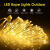 LED Lichtschlauch 200Leds 20Meter Lichterkette mit Fernbedienung Warmweiß 8 Modi IP65 Wasserdicht Weihnachten Deko für Innen Außen Garten Party Hochzeit Weihnachts (LED Lichtschlauch) - 2