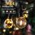WOWDSGN 30+6 Stk. G40 Glühbirnen Lichterkette Außen, LED Glühlampen Lichterkette für Innen und Außen, Strombetrieben, Wasserdicht, keine Kitze, ideal für Weihnachtsdeko, Hochzeit, Party usw. - 4