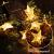 18M Lichterkette Außen Solar, OxyLED 110 LED Lichterketten Sterne Solar Lichterkette Aussen Solar Lichterkette Außen Weihnachtsbeleuchtung Dekoration für Garten,Terrasse,Party,Hochzeit (Warmweiß) - 3