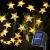 18M Lichterkette Außen Solar, OxyLED 110 LED Lichterketten Sterne Solar Lichterkette Aussen Solar Lichterkette Außen Weihnachtsbeleuchtung Dekoration für Garten,Terrasse,Party,Hochzeit (Warmweiß) - 1