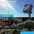 [2 Stücke] Solar Lichterkette Aussen, Ruyilam 12M 120LED Lichterkette Außen mit 8 Beleuchtungsmodi wasserdicht IP67 PVC-Draht Weihnachtsbeleuchtung für Balkon, Garten, Baum, Hochzeit, Party (Kaltweiß) - 3