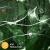 [2 Stücke] Solar Lichterkette Aussen, Ruyilam 12M 120LED Lichterkette Außen mit 8 Beleuchtungsmodi wasserdicht IP67 PVC-Draht Weihnachtsbeleuchtung für Balkon, Garten, Baum, Hochzeit, Party (Kaltweiß) - 4