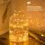 200 LED Lichterkette, ECOWHO 20M 8 Modi IP65 Wasserdicht Kupferdraht Lichterkette Batterie, Lichterkette Außen mit Fernbedienung & Timer, Lichterketten für Zimmer,Weihnachten - 2