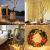 200 LED Lichterkette, ECOWHO 20M 8 Modi IP65 Wasserdicht Kupferdraht Lichterkette Batterie, Lichterkette Außen mit Fernbedienung & Timer, Lichterketten für Zimmer,Weihnachten - 4