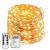 200 LED Lichterkette, ECOWHO 20M 8 Modi IP65 Wasserdicht Kupferdraht Lichterkette Batterie, Lichterkette Außen mit Fernbedienung & Timer, Lichterketten für Zimmer,Weihnachten - 1