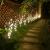 EAMBRITE 3er Set Lichterbaum Aussen Innen 60LEDs Wasserdichte Lichterzweige 76CM Warmweißes Zweiglicht Braun mit Netzstrom Betriebene LED Lampe Zweige Dekoration für Weihnachten Ostern Halloween - 4