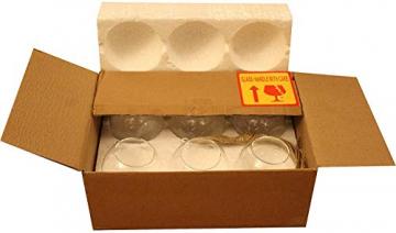 Ecosides 8cm 12 Hängenden Glaskugeln mit Loch,Hängend Teelichthalter aus Glas Kerzenhalter Windlichter Kristalle Terrarium Vase Sukkulenten Luftpflanzen Halter Hänge Deko für Hochzeit Garten - 8