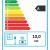 EEK A Kaminofen Favorit KX, dauerbrandfähig – 10kW, Prismaglas - 3