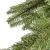 FairyTrees Weihnachtsbaum künstlich BAYERISCHE Tanne Premium, Material Mix aus Spritzguss & PVC, inkl. Holzständer, 180cm, FT23-180 - 2
