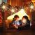 Feuerwerk Lichterketten, 4 Stücke Starburst Lichter Feuerwerk LED Licht Kupferdraht Feuerwerk Lichter Weihnachten Feuerwerk Zeichenfolge 8 Modi wasserdicht mit Fernbedienung - 3