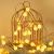Fulighture Led Kugel Lichterkette, 5M(16.41FT) 40er Globe Led, Batteriebetrieben, 2700K Warmweiß, IP65 Wasserdicht, Ideal für Weihnachten, Party, Garten, Hochzeit, Balkon, Deko, - 1