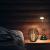 innislink Kerzenständer 2er Set, Metall Kerzenhalter Oval Kerzenleuchter Windlicht Schwarz Vintage Kerzen Ständer Teelichthalter für Deko Wohnzimmer Tischdeko Weihnachts Hochzeit -14 x 15cm, 16 x 18cm - 3