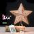 KPCB Weihnachtsbaum Stern,Christbaumspitze Stern Tannenbaum Spitze Mehrfarben LED für Feiertags-Dekorationen - 2