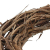 Kranz Rustikal aus Rattan Ø 50 cm, Natur Wand Tisch Tür Deko Holz Weiden Reben - 4