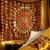 LED Fenster Vorhang Lichter, Foto Hintergrund Lichter Warmweiße Twinkle Lichterketten mit Fernbedienung für Hochzeitsfeier Schlafzimmer Wand Weihnachten 6,5 x 5 ft - 2