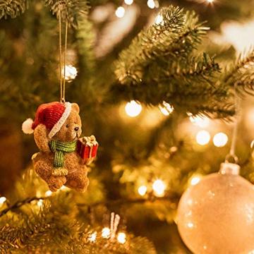Led Lichterkette Strom 30M 300 LED mit Fernbedienung Timer Merkfunktion Lichterkette Steckdose IP65 Wasserdicht für Innen und Außen,Niederspannung, Warmweiß Lichterkette für Party, Weihnachten, Garten - 8