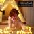 Lepro Lichterkette Kugeln 13M 100 LEDs, Partybeleuchtung Außen 8 Modi, ideale Strom Weihnachtsbeleuchtung für Innen Outdoor Balkon Garten Hochzeit Party Weihnachten Deko, Warmweiß Partylichterkette - 3