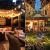 Lichterkette Außen G40 Glühbirnen BrizLabs 7.6M 25 + 2 Birnen Garten Lichterkette Aussen Glühlampen Wasserdicht Globe Beleuchtung für Innen Haus Balkon Patio Party Hochzeit Weihnachten, Warmweiß - 3