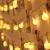 Lichterkette Kugeln, Koopower 100er LED 11M USB Strombetrieben Lichterketten Globe mit Stecker 8 Modus Timer Lichterkette Dimmbar mit Fernbedienung Wasserdicht Beleuchtung für Innen Decor Warmweiß - 1