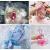 Liuer 40 Stück Acrylkugeln Weihnachtskugeln Kunststoff Transparent Teilbar Kugeln Christbaumkugeln Set Weihnachtsbaumschmuck Christbaumschmuck Weihnachtsbaum Kugel Dekoration Hängende(3cm/4cm/5cm/6cm) - 4