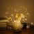 Lixada Feuerwerk LED Licht, 150 LEDs Weihnachten Lichterketten mit Fernbedienung dekorative hängende Starburst Lampe für Indoor Outdoor Home Parties Hochzeit Hofgarten (2 Stück) - 4