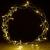 Lunartec Lichtkranz Weihnachten: 2er-Set LED-Lichterkränze für Fenster, Türen u.v.m, 32 warmweiße LEDs (Fensterbeleuchtung Weihnachten) - 3