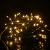 LZQ LED Lichterkette Außen Innen Wasserdicht IP44 Weihnachtsbeleuchtung mit 8 Leuchtmodi - für Innen Außen Garten Party Deko (30M 300 LED Warmweiß) - 4