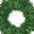 Mackur Tannenkranz Türkranz Weihnachtskranz Künstlicher Deko Kranz Adventskranz Grün für Wänden oder Türen 1 Stück (40CM) - 4