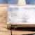 MichaelNoll Dekoteller Dekotablett Schale Dekoplatte Aluminium Silber XL 25x25x2 cm (35x35x2 cm) - 3
