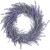 Pauwer 40 cm Künstliche Lavendel Haustür Kranz Im Freien Blume Kranz für Haustür Hängen Wand Fenster Hochzeit Party Decor - 1