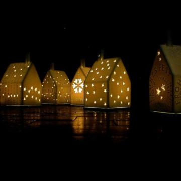 Räder Lichthaus X-Mas let it Snow - 3