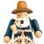 Rauchfigur mit Bauchladen, Händler, Handarbeit, Räuchermännchen, Räucherfigur - 2