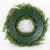 Seidenblumen Roß Zypressenkranz mit Früchten 45cm DP künstlicher Kranz Zypresse Zeder Tanne Kunststoff Spritzguss - 2