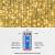 Solar Lichtervorhang Aussen, FANSIR 3 X 3m 300 LED Lichterketten Vorhang 8 Modi Fernbedienung Wasserdicht Solar Lichterketten Aussen für Gartendeko Balkon Hochzeit Weihnachten Innen (Warmweiß) - 4