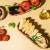 SOLTAKO 2er Set Olivenholz Baguette Brotschale Schale - Snackschale länglich - Rustikale Holzschale - Dekoschale - Obstschale - Handgemachte Schüssel – Schmuckschale - Mehrzweckschale - 4