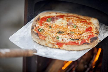 Städler Made Pizzaofen Outdoor Ofen Holzofen Stahl Design Holzofenpizza Backofen Garten - 5