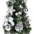 Urmagic Mini LED Weihnachtsbaum klein Künstlicher Tannenbaum mit LED Lichterkette Beleuchtung und Baumschmuck Weihnachtskugeln Künstliche Weihnachtsbäume weihnachts Desktop dekoration - 3