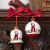 Villeroy & Boch Annual Christmas Edition Kugel 2020, 6,5 x 6,5 x 8 cm - 2