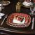 Villeroy & Boch Toy's Delight Frühstücksteller, eckiger kleiner Teller aus Premium Porzellan, mikrowellengeeignet, rot/bunt, 24 cm - 2
