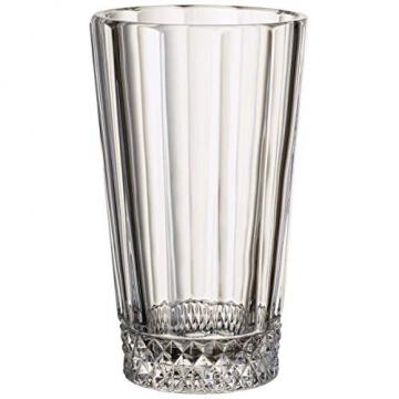 Villeroy und Boch Opéra Longdrinkglas, 4er-Set, 340 ml, Kristallglas, Klar - 3
