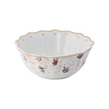 Villeroy und Boch - Toy's Delight Bowl Jubiläumsedition, Dessertschale aus Premium Porzellan, bunt/gold/weiß, 506 ml - 1
