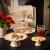 Villeroy und Boch Toy's Delight Kleine Kuchenplatte auf Fuß, 21 cm, Premium Porzellan, Weiß/Rot - 2
