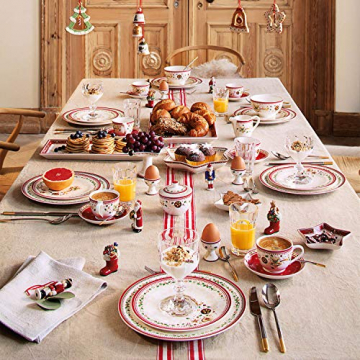 Villeroy und Boch Winter Bakery Delight Frühstücksteller