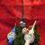 Weihnachtsbaum-Spitze aus Glas + Christbaum-Spitze Standard + Handarbeit aus Lauscha - 2