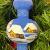 Weihnachtsbaum-Spitze aus Glas + Christbaum-Spitze Standard + Handarbeit aus Lauscha - 3