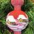 Weihnachtsbaum-Spitze aus Glas + Christbaum-Spitze Standard + Handarbeit aus Lauscha - 4